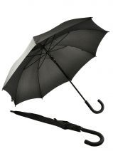 Umbrella Esprit Black gents long ac 50150