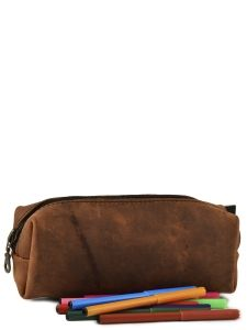 Kit Leather Ruitertassen Brown classic college 00000002-vue-porte