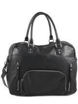 Shopping Bag Vintage Leather Nat et nin Black vintage MACY