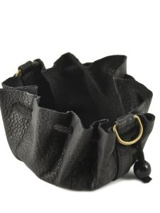 Porte-monnaie Cuir Petit prix cuir Noir basic 0016-vue-porte