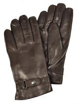 Gloves Omega Brown laine 720COP