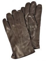 Gloves Omega Brown laine 723L