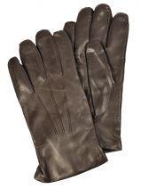 Gloves Omega Brown laine 723L Mangloves