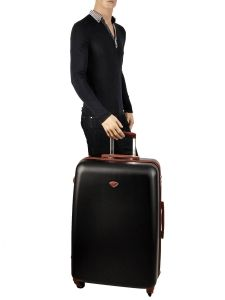 Hardside Luggage Nice Pc Jump Black nice pc 6552-vue-porte