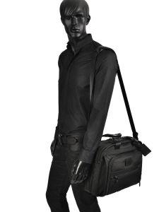Briefcase Tumi Black alpha DH26132-vue-porte
