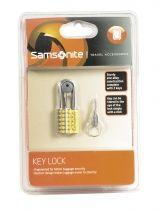 Cadenas Samsonite Jaune accessoires U23101