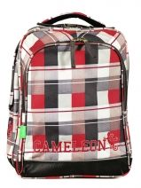 Sac A Dos 2 Compartiments Cameleon basic boy 013G-PRI