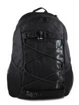 Backpack 1 Compartment Dakine Black street packs 8130-060