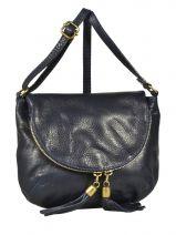 Satchel  Leather Milano Blue 1024