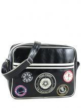 Shoulder Bag Fred perry Black authentic L3174