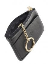 Purse Leather Katana Black marina 753063-vue-porte