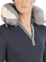 Travel Pillow Samsonite Blue accessoires U23305-vue-porte