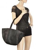 Sac Shopping Calvi Miniprix Vert calvi 97342B-vue-porte