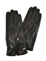 Gloves Omega Black soie M15