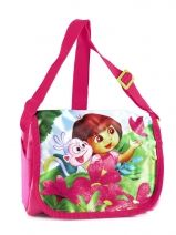 Shoulder Bag Dora Pink happy go lucky 80938HGF