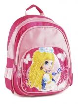 Backpack 2 Compartments Miniprix Pink girl 7710-PRI