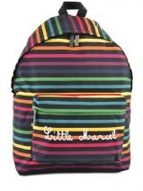 Sac A Dos 1 Compartiment Little marcel school NIBY