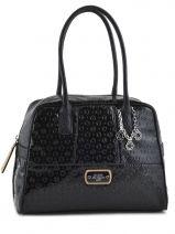 Shopping/cabas Marigold Verni Guess Noir marigold VY465608