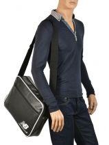 Crossbody Bag A4 New balance Black new balance 37380170-vue-porte