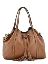 Sac � Main Tradition Cuir Etrier Marron tradition EHER001