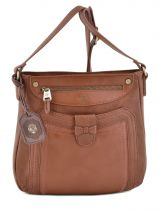 Sac Bandouli�re Nathalie Nica Marron nathalie NH5758