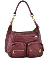 Sac Seau Double Dyed Cuir Liebeskind Rouge double dyed ANIA