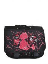 Schoolbag Miniprix Black dance 8703