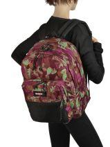 Backpack 2 Compartments Eastpak Blue pbg authentic PBGK060-vue-porte