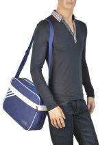 Messenger Bag A4 Adidas gazelle S08842-vue-porte