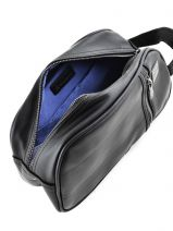 Toiletry Kit Serge blanco Black regent park REG42005-vue-porte