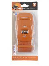 Luggage Belt Samsonite Orange accessoires U23009