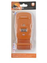 Sangle à Bagage Samsonite Orange accessoires U23009