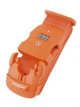 Luggage Belt Samsonite Orange accessoires U23009-vue-porte