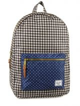 Sac à Dos 1 Compartiment + Pc 15'' Herschel Multicolore classics 10005PBG