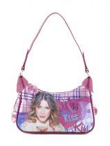 Shoulder Bag Violetta Pink kiss 28274
