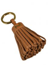 Key Holder Leather Nathan baume Brown original n 530100N
