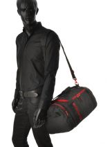 Cabin Duffle Travel Bags Dakine Black travel bags 8300-483-vue-porte
