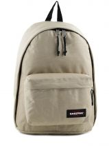 Backpack A4 + 15'' Pc 1 Compartment Eastpak Beige pbg authentic PBGK767