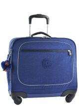 Schoolbag On Wheels Kipling Blue back to school 15380
