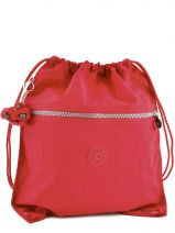 Sac De Sport Kipling Rouge back to school 9487