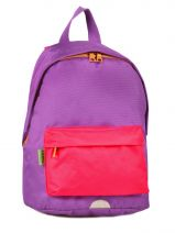 Backpack 1 Compartment Tann's Violet kid classic 4CLSDS
