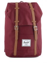 Backpack 1 Compartment + 15'' Pc Herschel Red classics 10066