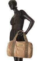 Shoulder Bag A4 Gallantry Beige G269-vue-porte