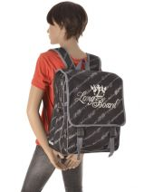 Backpack 2 Compartments Longboard Multicolor royal 320409-vue-porte