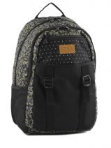 Sac A Dos 2 Compartiments Pc 15 Dakine Black girl packs 8210-021