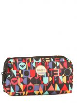 Trousse 2 Compartiments Roxy Multicolor school supplies JAA03046