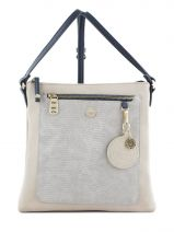 Sac Bandouli�re Ellie Nica Gris ellie NH5963