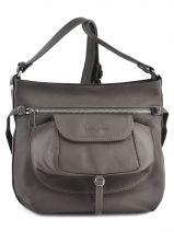 Shoulder Bag Soft Vintage Nova Leather Lancaster Gray soft vintage nova 5761
