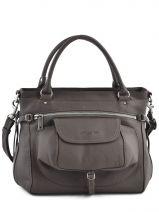 Tote Soft Vintage Nova Leather Lancaster Gray soft vintage nova 5767