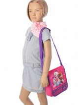 Crossbody Bag Frozen Pink olaf et sisters 182_6846-vue-porte
